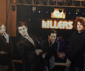band, brandon flowers, and the killers image