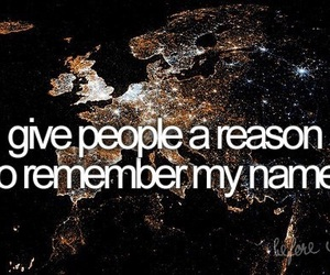 before i die, remember, and people image