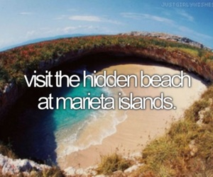 beach, before i die, and Dream image