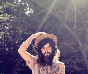 devendra banhart, hat, and boy image