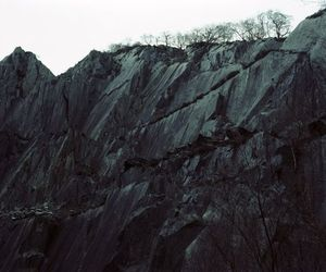 quarry, wales, and slate image