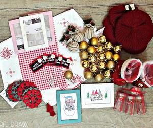 christmas, papa noel, and merry christmas image