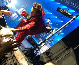 Harry Styles, concert, and live on tour image