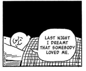 Dream, love, and charlie brown image