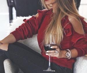 girl, beauty, and luxury image