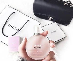 chanel, perfume, and bag image