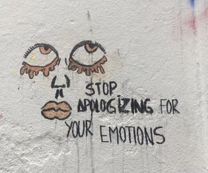 quotes, emotions, and art image