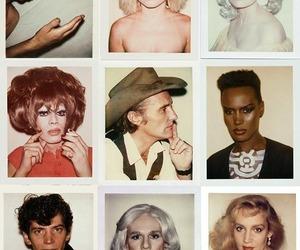 art, photography, and polaroid image