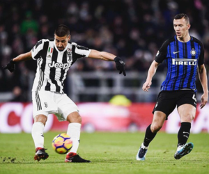 football, footballer, and serie a image