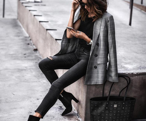 fashion, outfit, and street style image