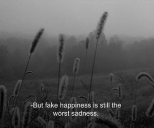 sadness, quotes, and sad image