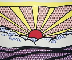 pop art and roy lichtenstein image