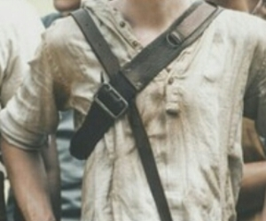 newt, aes, and the maze runner image