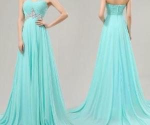 party dress, Prom, and prom dress 2018 image