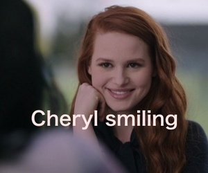 Cheryl, quote, and madelaine image