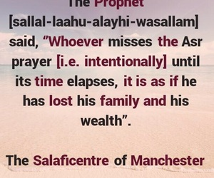prayer, salat, and asr image