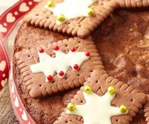 christmas, coockies, and food image