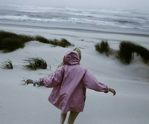 beach, beauty, and peace image