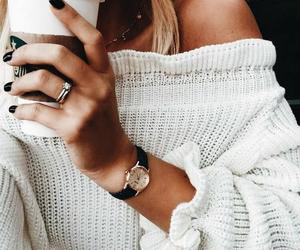 accessories, girl, and nail polish image