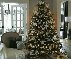 christmas, winter, and home image