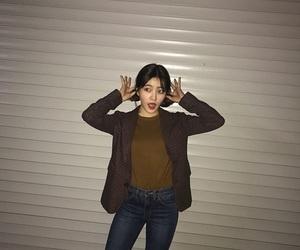 korean, pretty, and kim yerim image