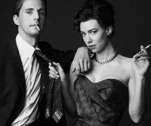 the crown, princess margaret, and vanessa kirby image