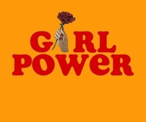 girl power, equality, and feminist image