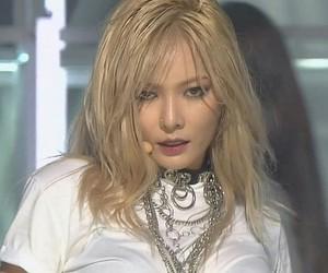 k-pop, 4minutes, and kim hyuna image