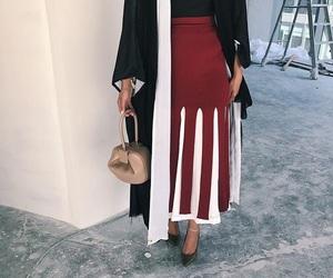 fashion, hijab, and modern image