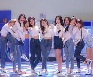 JYP, k-pop, and dahyun image