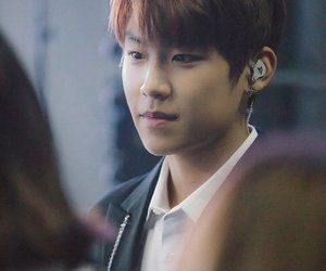 wanna one and woojin image