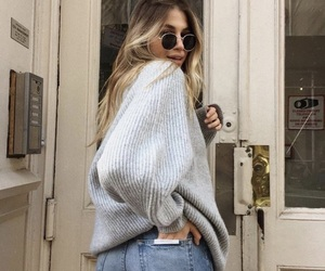 clothing, denim, and fall image