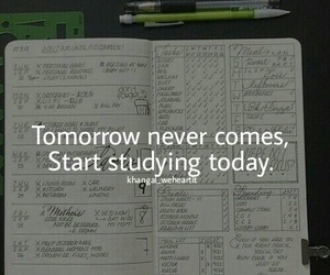 future, motivation, and study image