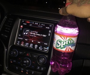 sprite and car image