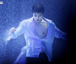 exo, Hot, and nipple image
