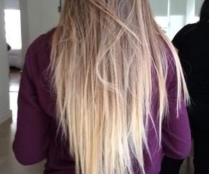 girl, girly, and hair image