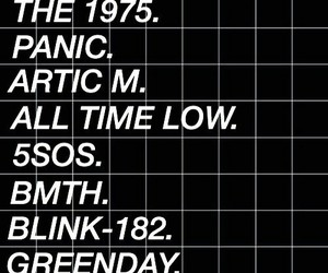 band, all time low, and panic! at the disco image