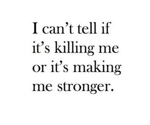 quotes, strong, and life image