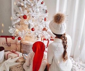 christmas, 🎄, and christmas tree image
