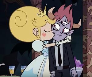 kiss, star, and Tom image