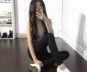 clothes, girl, and cute image