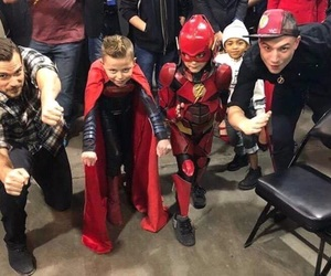 flash, Henry Cavill, and justice league image