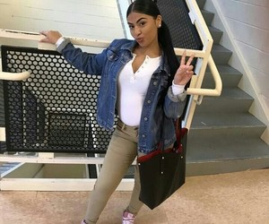 girls, school, and style image