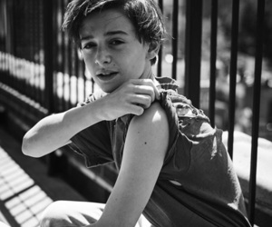 stranger things, noah schnapp, and will byers image