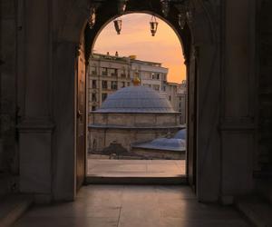 door, islam, and pray image