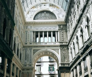 building, Naples, and old image