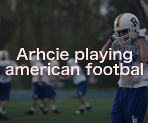Archie, quote, and text image