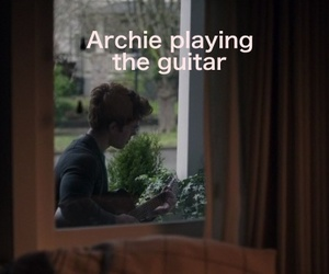 Archie, guitar, and music image