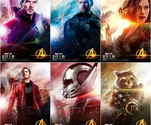 Avengers, Marvel, and superheroes image