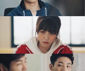 cheer up, jung eun ji, and lee won geun image
